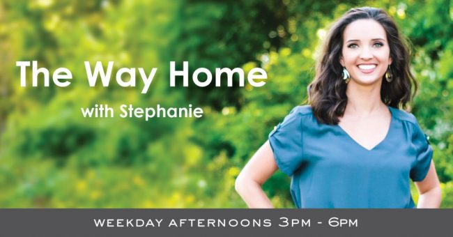 The Way Home with Stephanie WDJC