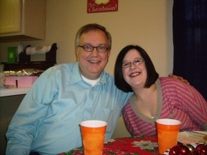 Terry Patilla and his wife -WDJC