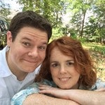 Mark and his wife - WDJC