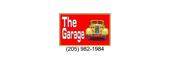 The Garage in Pelham