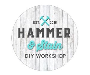 Hammer & Stain DIY Workshop